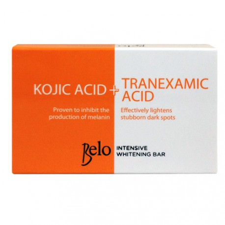 BELO KOJIC ACID + TRANEXAMIC ACID: SAVON