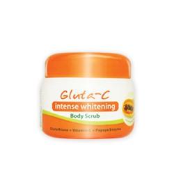 Gluta-C Intense éclaircissant gommage