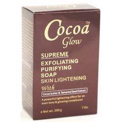 Cacao Glow Savon
