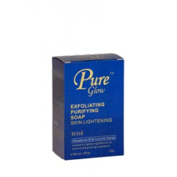 PURE GLOW SAVON MAXIMUM BLANCHIMENT