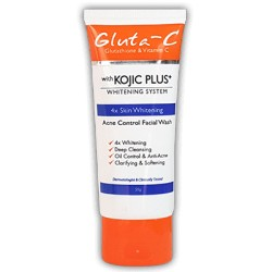Gluta-C Kojic Plus + Acne GEL NETTOYANT VISAGE
