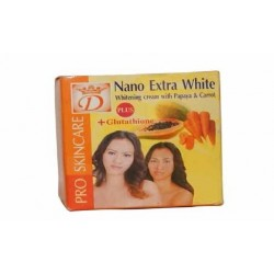 NANO EXTRA WHITE NATUREL PAPAYA & CAROTT CRÈME