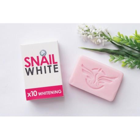 SNAIL WHITE SAVON BLNACHISSANT