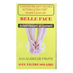 BELLE FACE HUILE SÉRUM EXTRA FORT