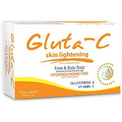 GLUTA-C INTENSE ÉCLAIRCISSANT SAVON GLUTATHION & VITAMINE C